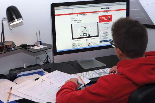 La nouvelle plate-forme d'orientation vers les études supérieures,Parcoursup.