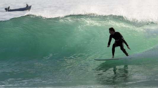 La variété des fonds marins permet la création d'autant de vagues différentes.