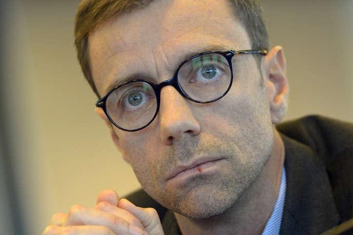 Guillaume Dubois, en octobre 2015.