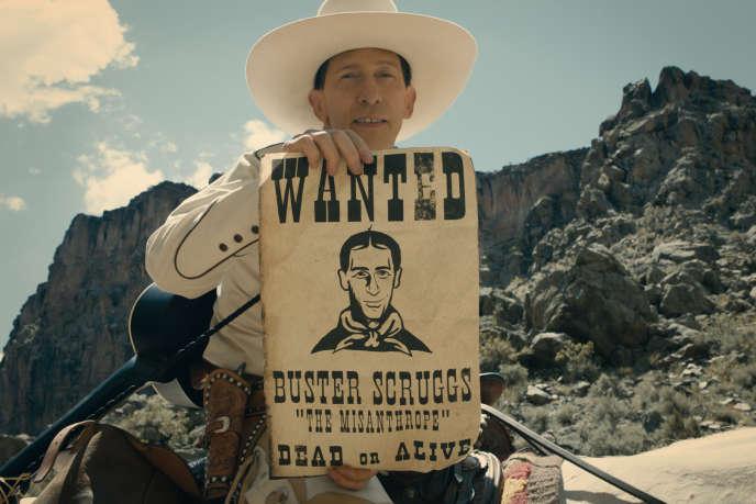 Tim Blake Nelson dans «The Ballad of Buster Scruggs», réalisé par Ethan et Joel Coen.