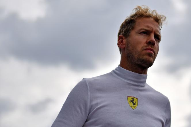 Sebastian Vettel, à l'issue du Grand Prix d'Italie le 2 septembre : « Cela aurait pu être pire.»