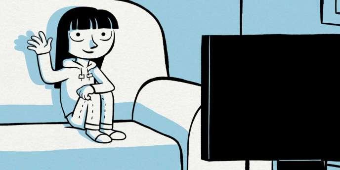 Esther, 9 ans, raconte son quotidien de pré-adolescente sans filtre, mais avec beaucoup d'humour.