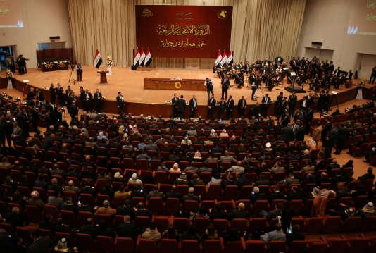 L'Irak a un système proportionnel qui vise à éviter tout retour à la dictature après Saddam Hussein.