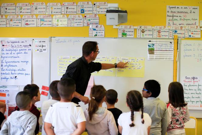 880000 enseignants et 12millions d'élèves reprennent le chemin de l'école ce lundi.
