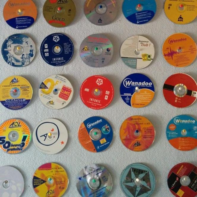 Souvenez-vous, ces petits disques envahissaient les magazines et les boîtes aux lettres.