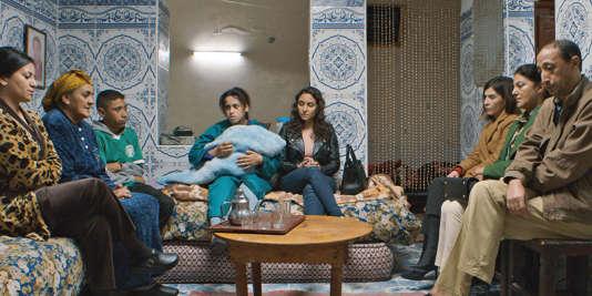 Une scène de« Sofia», film marocain et français de Meryem Benm'Barek.