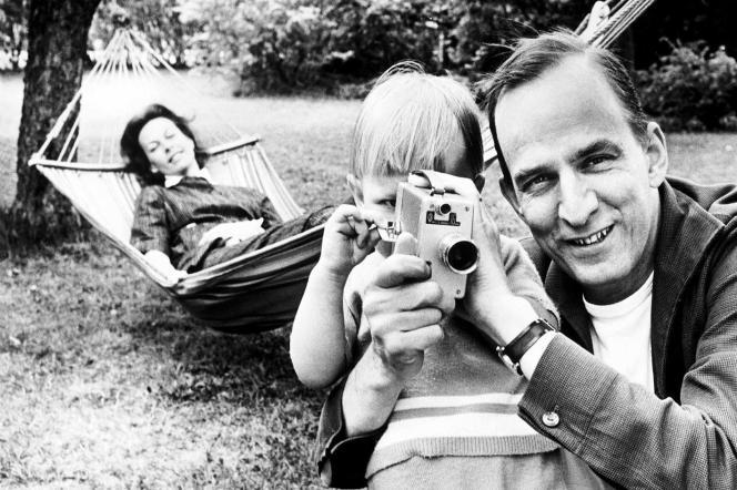 « A la recherche d'Ingmar Bergman», documentaire deMargarethe von Trotta.