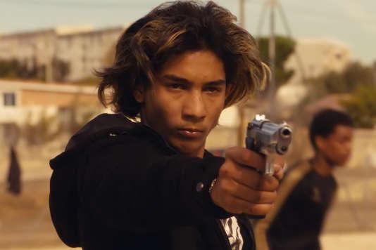 Dylan Robert (Zachary) dans« Shéhérazade», deJean-Bernard Marlin.