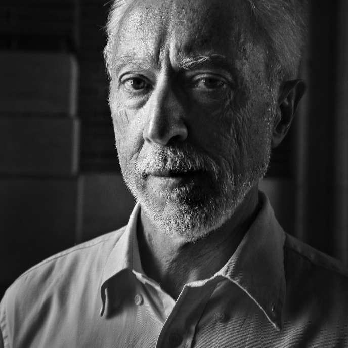 L'écrivain sud-africainJ. M. Coetzee, en 2010.
