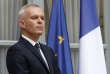 Le nouveau ministre de la transition écologique et solidaire, François de Rugy, lors de la passation de pouvoirs avec Nicolas Hulot, le 4 septembre.
