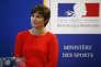 La nouvelle ministre des sports, Roxana Maracineanu a dit clairement que les 1600conseillers techniques sportifs (CTS), qui évoluent dans l'Hexagone auprès des fédérations, «ne seront plus forcément fonctionnaires».