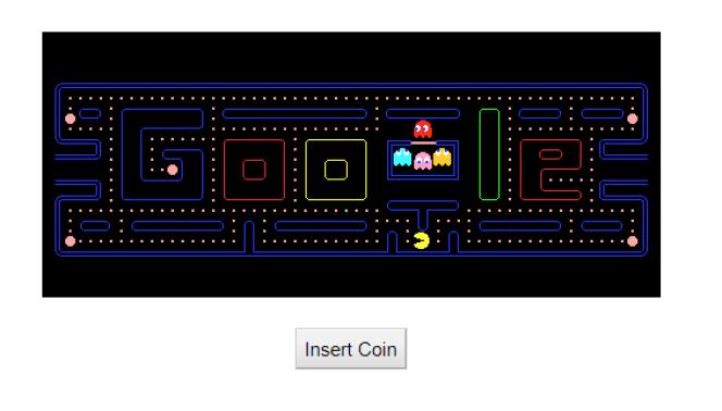 Le Doodle célébrant les 30 ans de Pac-Man cachait un mini-jeu.