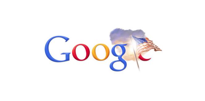 Le Doodle du« Veterans Day» de 2010 a fait polémique.