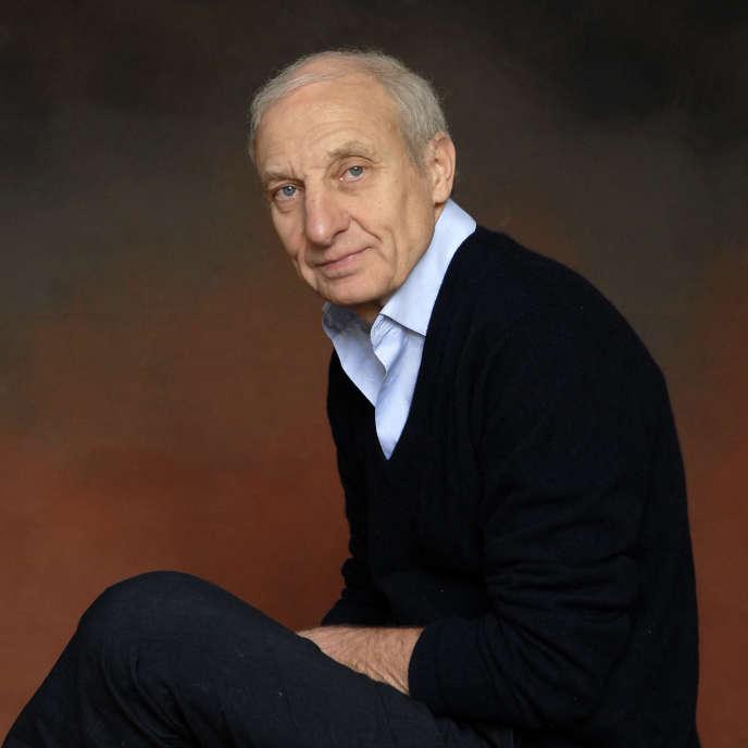 L'écrivain Jean Hatzfeld, en 2016.