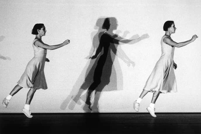 «Fase» (1993), au Théâtre Varia, à Bruxelles.