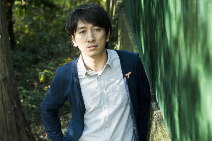 Hideto Iwaï à Tokyo, en 2016.