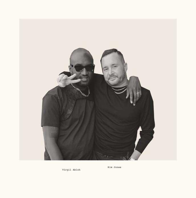 Virgil Abloh et Kim Jones dirigent le département homme des deux plus grandes maisons françaises, respectivement Vuitton et Dior.