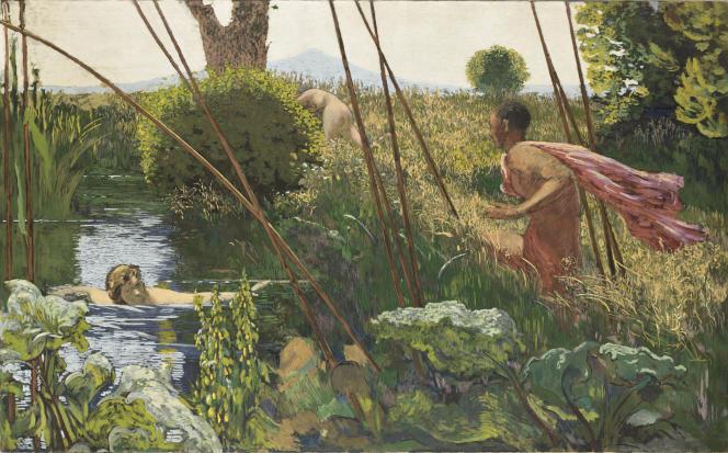 «L'Après-midi d'un faune» (vers 1930), de Ker-Xavier Roussel (1867-1944).