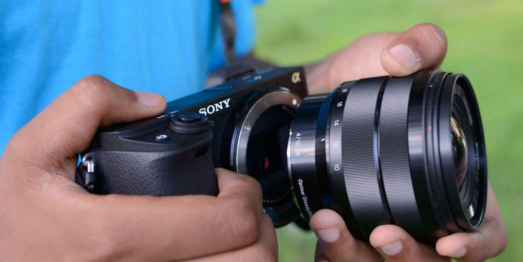 Les Meilleurs Objectifs Sony De Type E Notre Comparatif