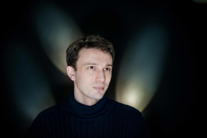 David Louapre, en janvier 2016.