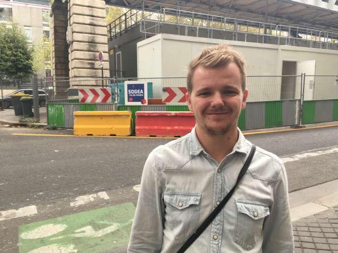 Norman Deny, ingénieur diplômé de l'Ecole spéciale des travaux publics, du bâtiment et de l'industrie (ESTP).