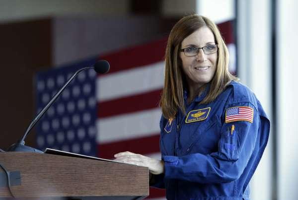 Martha McSally, candidate républicaine au Sénat dans l'Arizona.