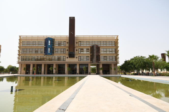 L'école 1337, à Khouribga, au Maroc.
