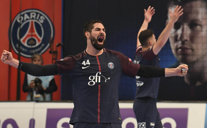Triple champions de France en titre, Nikola Karabatic–ici le 28 avril 2018– et ses partenaires du PSG aspirent à poursuivre leur domination en championnat de France.