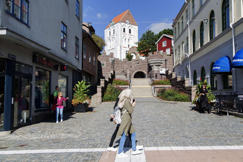 Ronneby, commune de 28 000 habitants, a accueilli 2 400 réfugiés depuis 2015.
