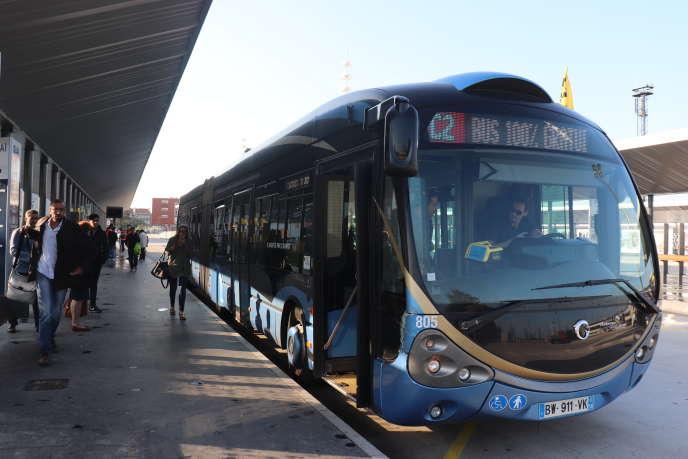 Tous les bus de la communaute urbaine de Dunkerque sont gratuits depuis le 1er septembre.