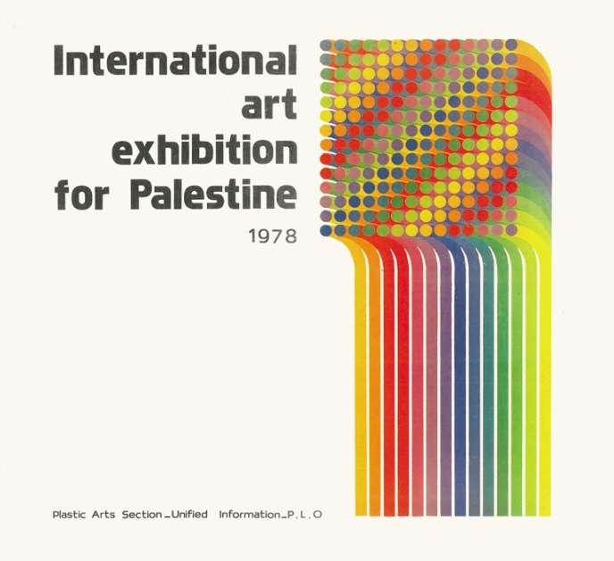Une affiche de l'exposition.