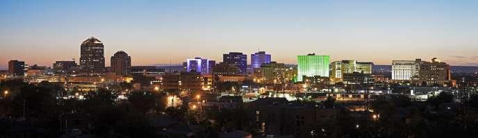 Albuquerque, Nouveau-Mexique.