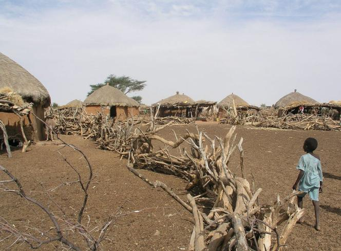 Un village peul dans le nord du Sénégal (ici en 2007).