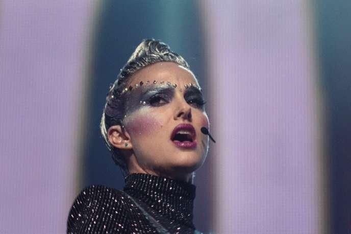 Natalie Portman dans «Vox Lux», de Brady Corbet.
