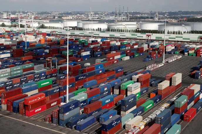 Drogue 752 Kg De Cocaine Saisis Dans Le Port Du Havre