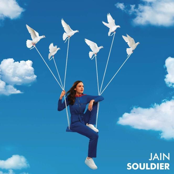 Pochette de l'album «Souldier», deJain.