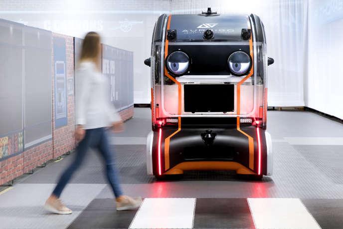 «Il sera nécessaire de bien calibrer chacun des capteurs de votre véhicule pour assurer la fiabilité des décisions prises par votre véhicule, et in fine votre sécurité» (Voiture autonome et piéton).