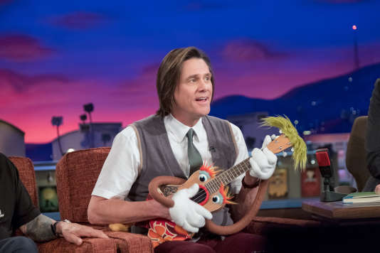 Jim Carrey interprète Jeff Pickles dans « Kidding ».