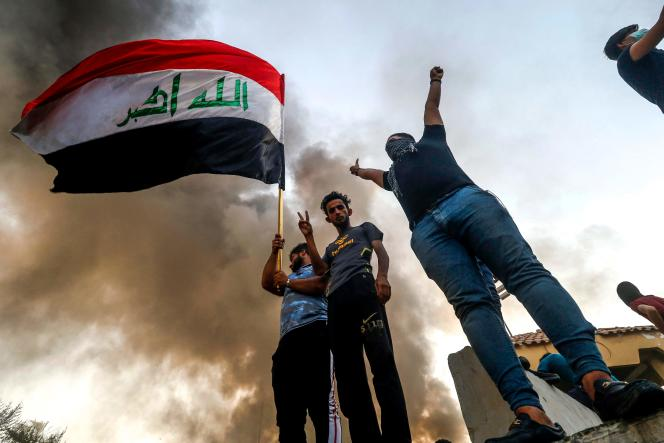 Les manifestations durent depuis plusieurs jours à Bassorah.