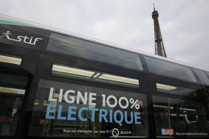 Le grand atout de la RATP, c'est la notoriété de la marque et la puissance de son réseau.