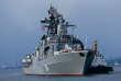 La Russie a«effectué une démonstration de force», en septembre lors de ses exercices navals, a estimé l'amiral français Charles-Henri du Ché.