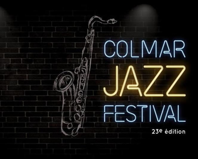 Affiche du Colmar Jazz Festival.