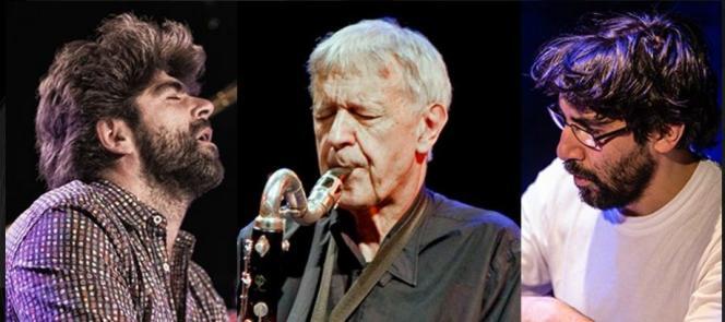 Benjamin Moussay, Michel Portal etKeyvan Cheimirani seront au Triton le 13 septembre.