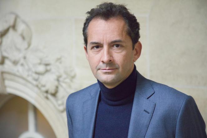 Hakim El Karoui, à Paris, en novembre 2017.
