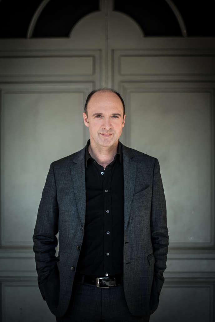 Gilles Haéri, en mai 2017.