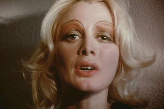 Pamela Stanford dans« Les Possédées du diable» (1974), de Jess Franco.