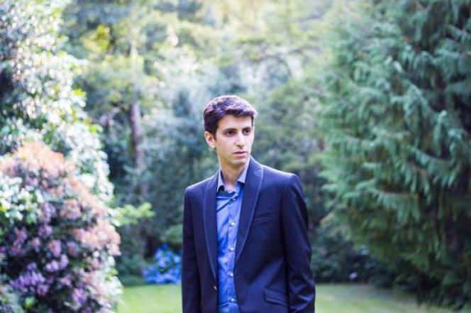 Le pianiste israélien Ishay Shaer.
