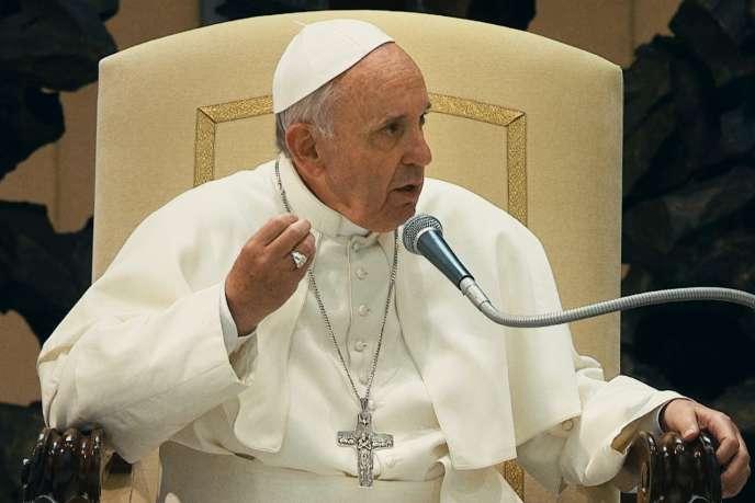 Le pape François dans le documentaire de Wim Wenders,« Le pape François, un homme de parole».