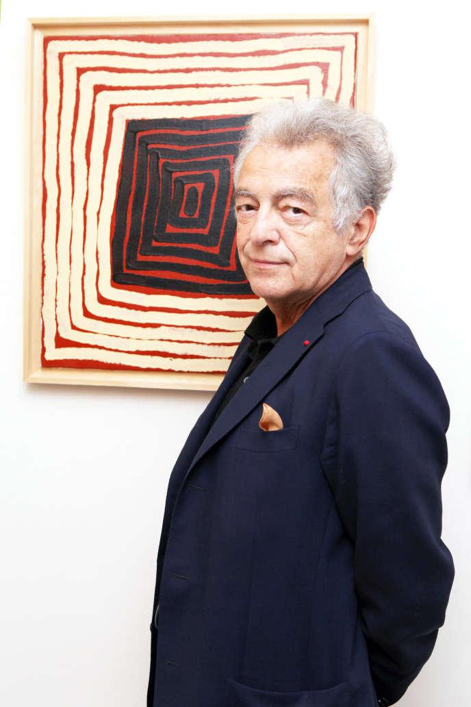 L'éditeur et avocat Jean-Claude Zylberstein, en 2014.