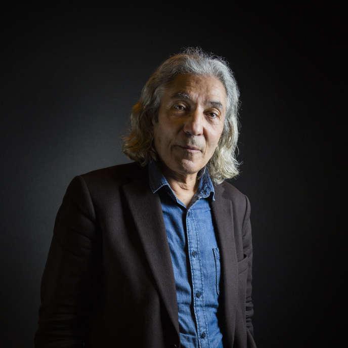 L'écrivain algérien Boualem Sansal, en 2016.
